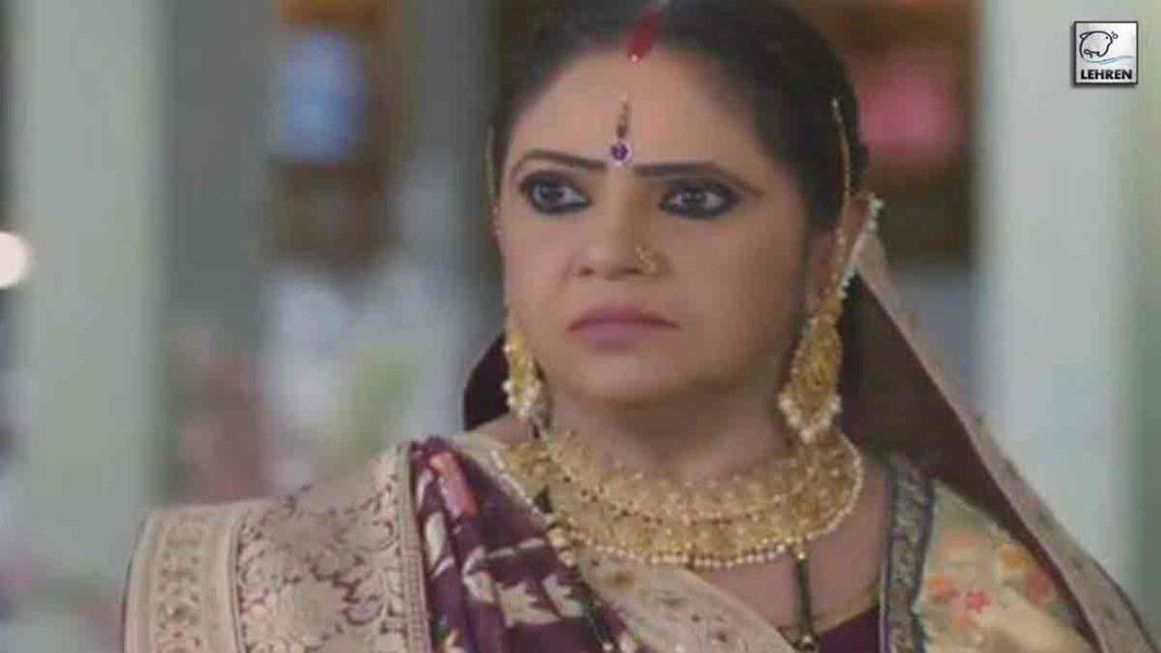 Rupal Recreates Iconic Scene