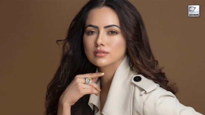 Sana Khan Bids Goodbye To Showbiz Lifestyle; Says She Wants To Serve Humanity