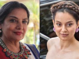 Shabana Azmi Takes on Kangana