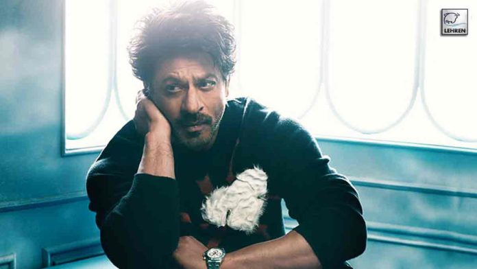 Shah Rukh's Double Role