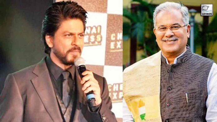 Shah Rukh's NGO Donates