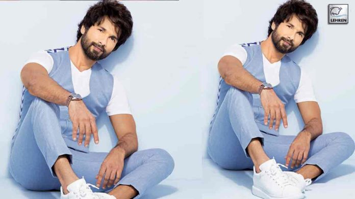 Shahid Takes A Huge Pay Cut For His Upcoming Film Jersey