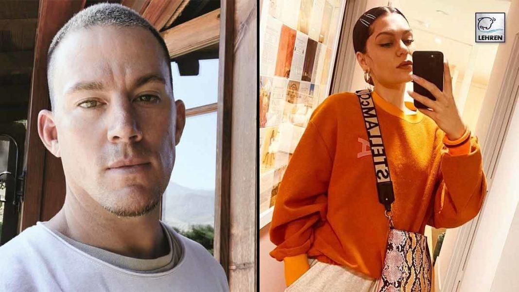 Singer Jessie J Hints Breakup With Boyfriend Channing Tatum?