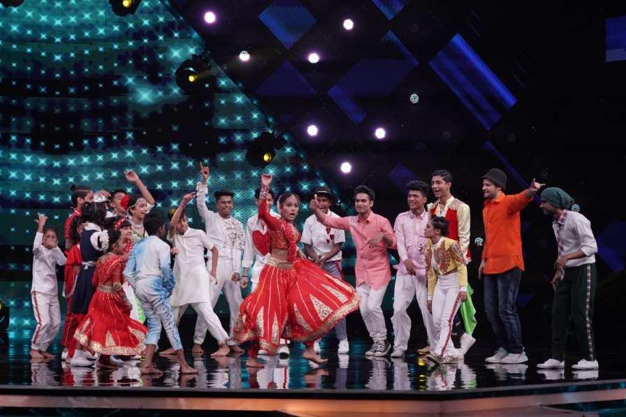 Super Dancer Kids Root For The Contestants Of India's Best Dancer
