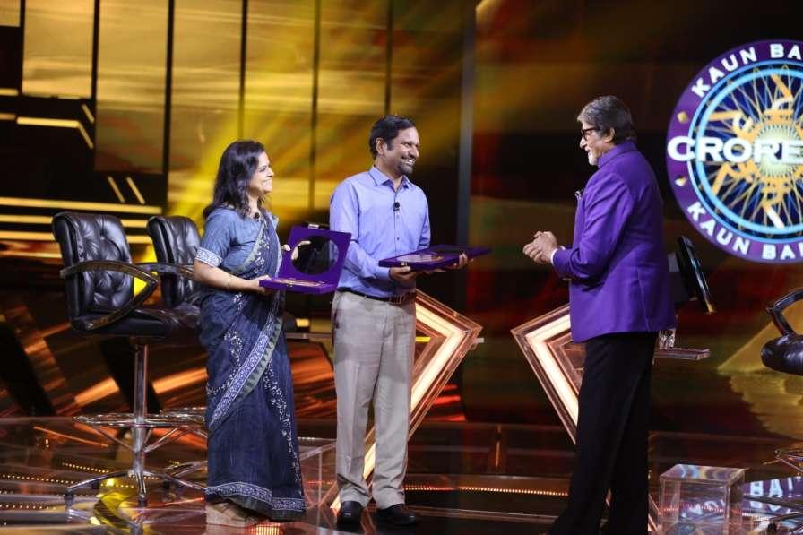 Amitabh Bachchan Encourage Karamveers Noble Contribution Towards Nation Building