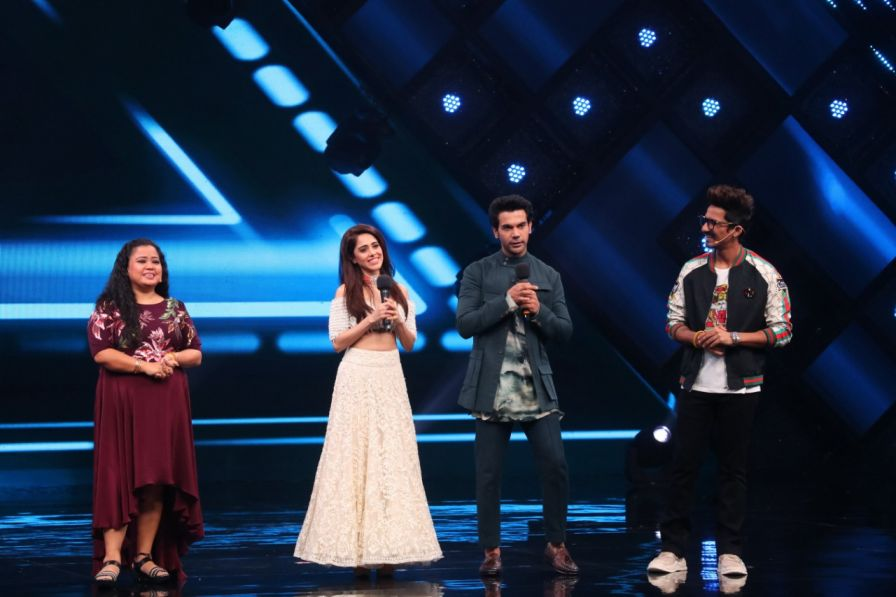 India's Best Dancer Welcomes The Team Of Chhalaang