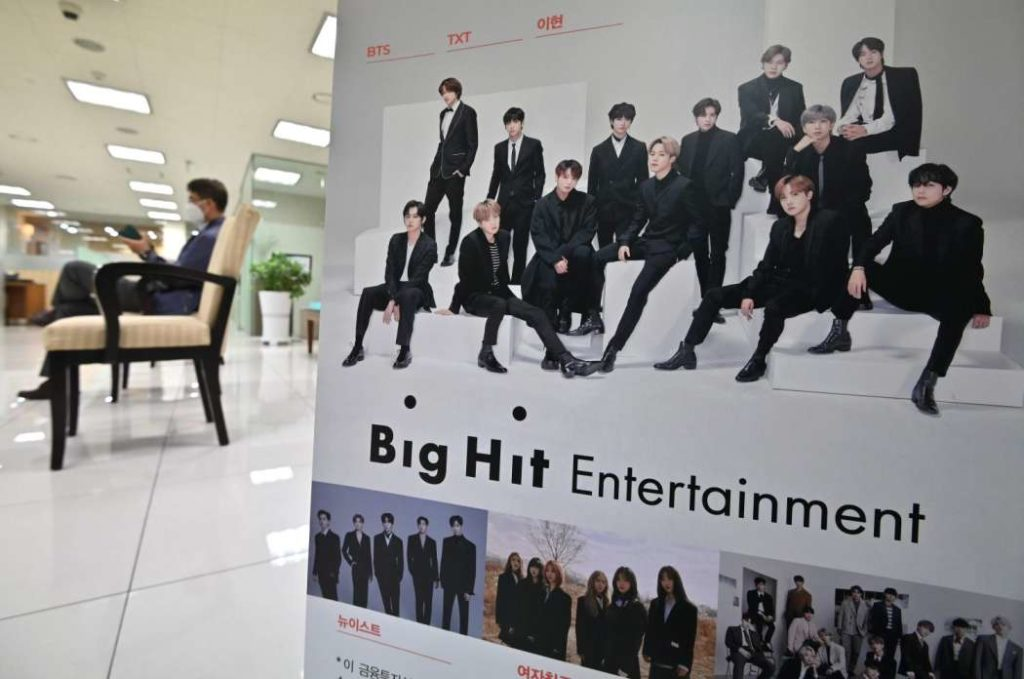 BTS Management Agency Makes Band Members Multi-Millionaires