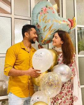 Here's How Zaid Darbar And Gauahar Khan Literally Fell In Love With Each Other