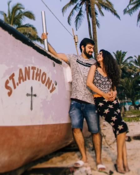 Avika Gor Confirms Dating Roadies Contestant Milind Chandwani