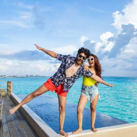 Dheeraj Dhoopar And Vinny Arora's Adorable Anniversary Post For Each Other