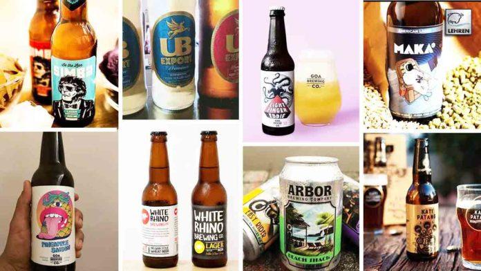 8 Indian Indigenous Breweries