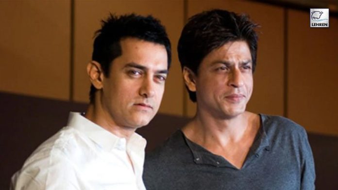 Aamir Khan To Direct SRK For His Cameo Scenes In Laal Singh Chaddha?