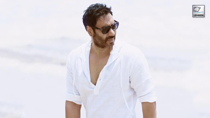 Ajay Devgn Signs Five Film Deal With Streaming Giant Amazon Prime?