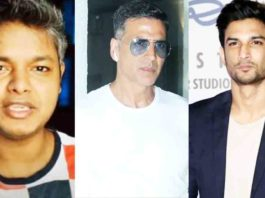 Akshay Kumar Files Case On A YouTuber Who Made Fake Videos On SSR Case