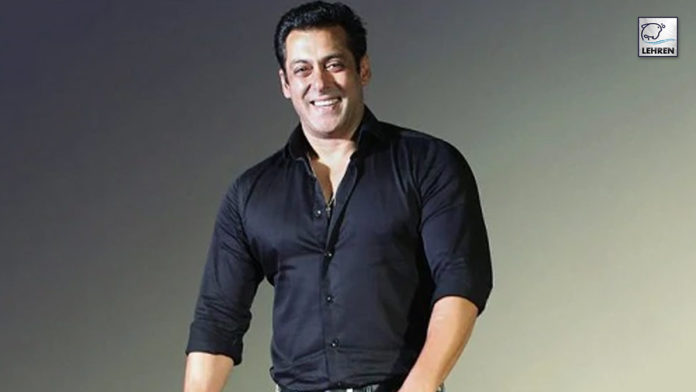 Salman Khan To Undergo Two Look Tests For His Role In Antim
