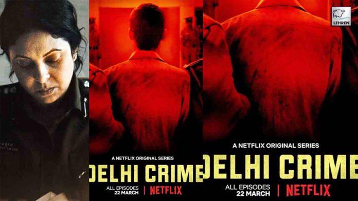 Delhi Crime Emmys 2020