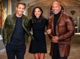 Dwayne Johnson Officially Wraps Up The Shoot For Red Notice