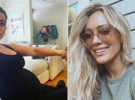 Pregnant Hilary Duff Practises Quarantine After Getting Exposed To COVID-19