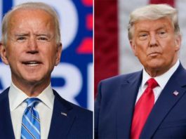 Joe Biden's transition go underway