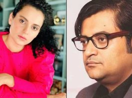 Kangan Ranaut REACTS As Arnab Goswami Gets Arrested By Mumbai Police