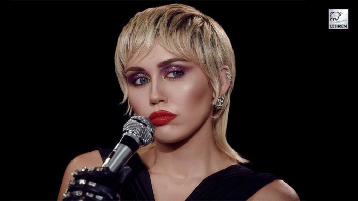 Miley Cyrus reveals