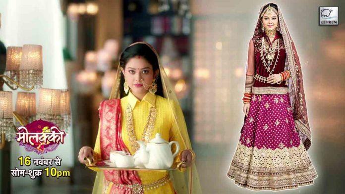 Molkki: Priyal Mahajan As Purvi Looks Stunning In Her Look As A Haryanvi Bride