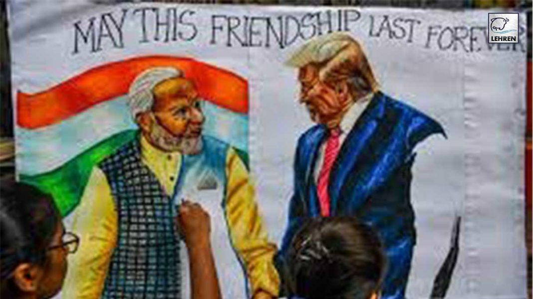 Namaste Trump Backfired