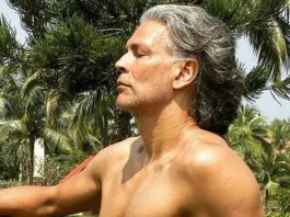 Police Complaint Registered Against Milind Soman For Running Naked On Beach