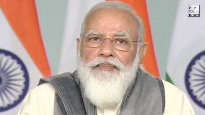 PM Modi pays homage