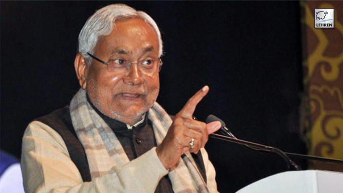 RJD accused Nitish Kumar