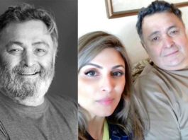 Riddhima Kapoor Sahni Shares Picture Of Father Rishi Kapoor From Last Diwali
