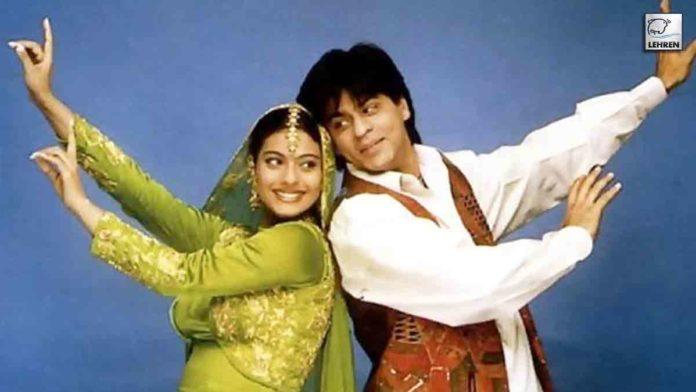 Shah Rukh Kajol's DDLJ