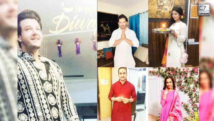 Diwali 2020 TV Actors