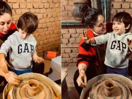 Taimur Learning Pottery