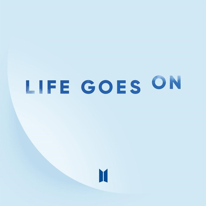 BTS Unveils The Title Of Their Lead Single - Life Goes On