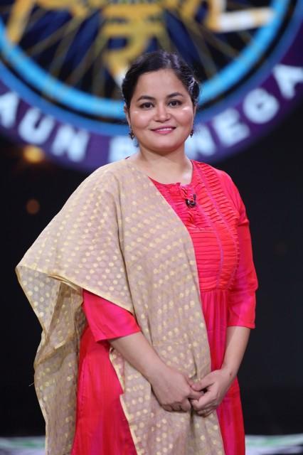 Kaun Banega Crorepati 12 Finds Its First Crorepati In Nazia Nasim