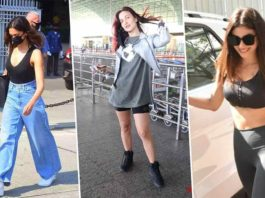 Bollywood Celebs Airport Look In The Times Of COVID-19 Edition