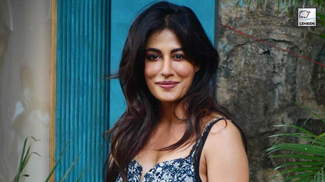 Chitrangada looked date-night ready in her floor-kissing maxi dress