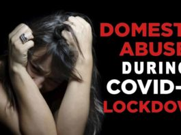 Domestic Violence during - COVID-19 lockdown