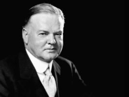 Famous US Presidential 1932 Campaign (Herbert Clark Hoover) | Unseen Video