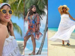 Fans Are Drooling Over Hina Khan's Latest Picture From Her Maldivian Holiday