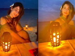 Hina Khan Falls In Love With Night Mode Photography During Her Vacation