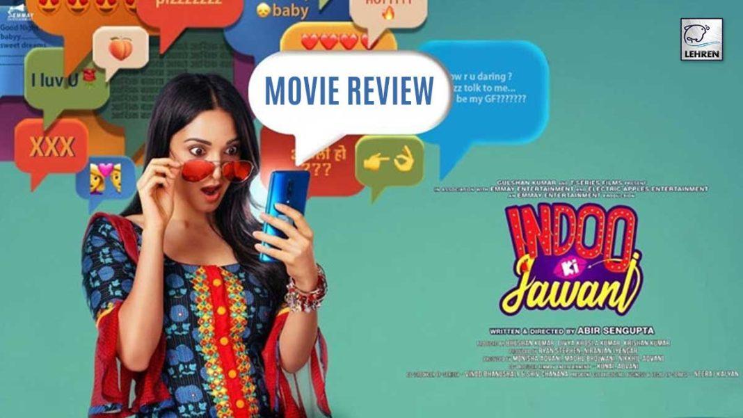 Indoo i Jawani Movie Review