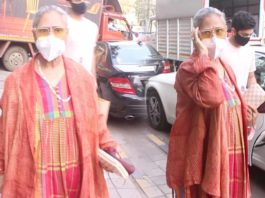 Jaya Bachchan Shouts At Media For Clicking Her Pictures