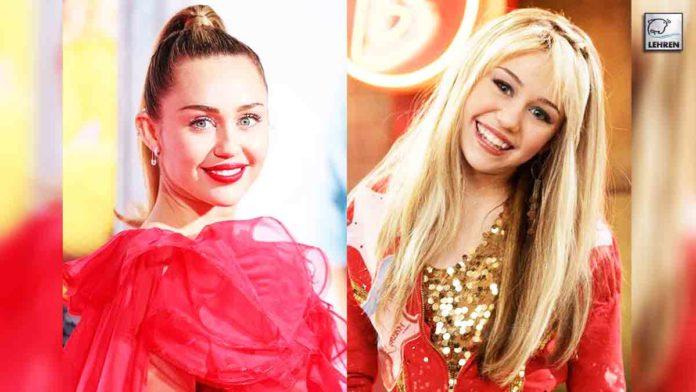 Miley Cyrus Hannah