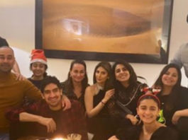 Ranbir Kapoor & Alia Bhatt Spend Their Christmas Together; Shaheen Bhatt Shares Pictures
