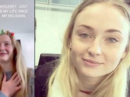 Sophie Turner Grabs Attention After She Hilariously Sings Along To Mariah Carey's 'O Holy Night'