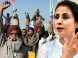 Urmila Matondkar's Statement On The Ongoing Farmers' Protest