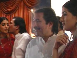 When Rajesh Khanna Attended The Music Launch Of Twinkle Khanna's Film Ithihaas (1997)
