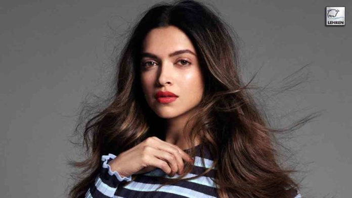 Deepika Wishes Fans Audio